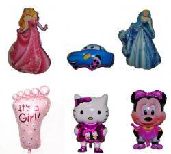 Кульки для дівчаток
