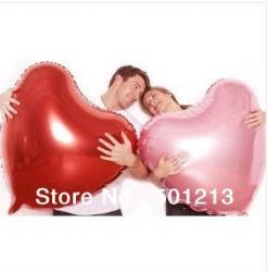 Серця фольговані