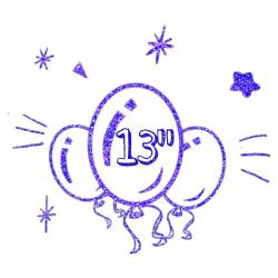 "Хром 13""(33см)"