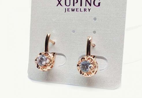 №10137 Сережки XuPing