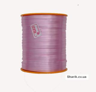 Лента декоративная (розовая) (боско)