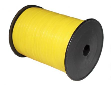 Лента декоративная (желтая)(боско)