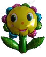 Цветок со стеблом