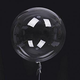 """Шарик Bubble прозрачный 10""""(25см) (TF)"""