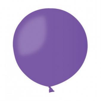 """Шарик 19""""/08 (48 см)(фиолетовый)"""