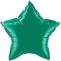 Звезда 32 дюймов(72х72 см) зеленая FLEXMETAL