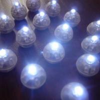 Светодиод(Кружок белый) для шариков