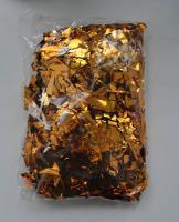 Мишура в шарики золото(100грамм)