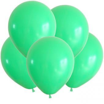 "Шары Gemar A50-77 5""(слабо мятный) (Mint Green)"