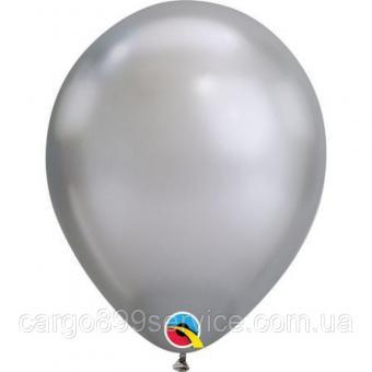 Хром Gemar 13″(33см) серебро (Silver) 50шт
