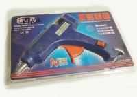 Пистолет Новый термоклеевой 8мм 20W (ST) с выключателем синий Китай