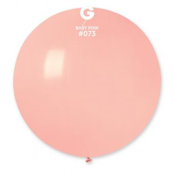 "Шарик G220/73 31""(80см.)(Baby pink)"