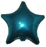 Звезда 20 дюймов (50х50см) голубая Китай