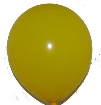 """Шары в пачках Китай  12""""(32см)(желтый) 100шт."""