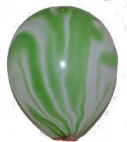 """Шарики агат (зеленый) 12""""(30см) Китай"""