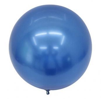 """Хром Bubble Китай 22""""(50см) синий"""