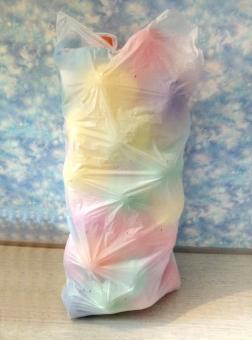 Новый Пакет для транспортировки воздушных шаров 210*110см
