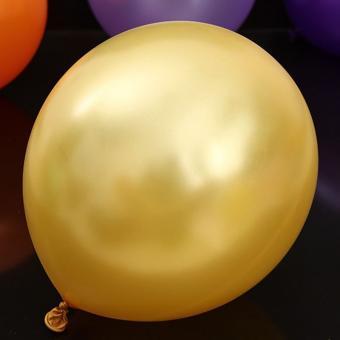Хром Китай 5″(13см) золото 100шт