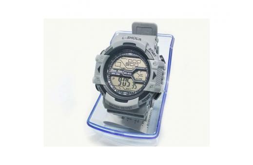 №1273 Часы серые L-Shock