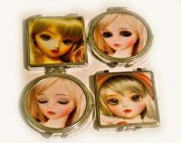 №1533 Зеркало Девочки 3D