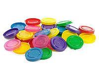 Крышка для банки пластмассовая