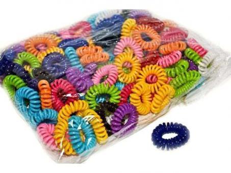 №4188 Резиночки-пружинки для волос