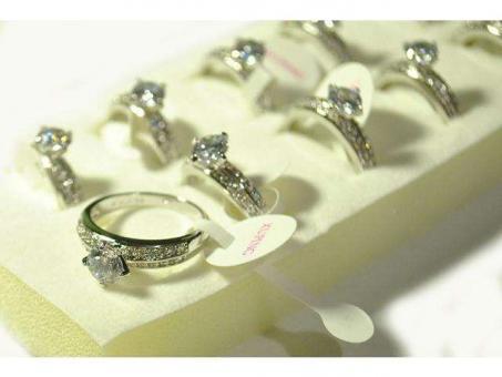 №5099 Кольцо Xuping серебро