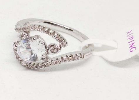 №5399 Кольцо Xuping серебро р.16-19