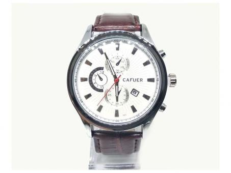 №5989 Часы кварцевые Cafuer