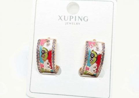 №6003 Сережки XuPing