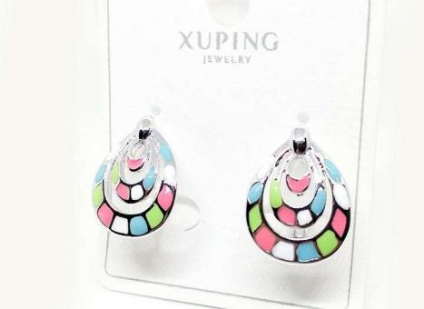 №6046 Сережки XuPing