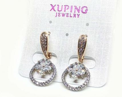 №6110 Сережки XuPing