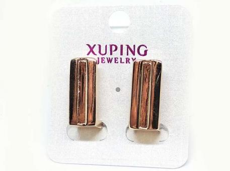 №6123 Сережки XuPing