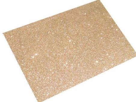 №616 Фоамиран золото темное 10листов