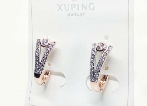 №6189 Сережки XuPing