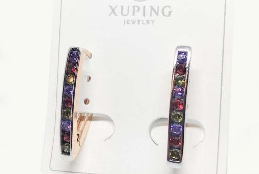 №6211 Сережки XuPing