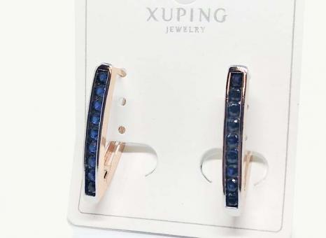 №6212 Сережки XuPing