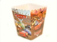 №835 Коробочка для попкорна Cars