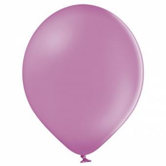 """Шарик BELBAL №437  пастель темно - розовый (Cyclamen Rose) 12""""(30см)"""