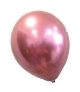 Хром Китай 5″(13см) малиновый 100шт.