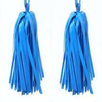 Кисточка - тассел голубая