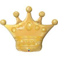 """Шарик Корона золота QL (41 """") УП (49339)"""