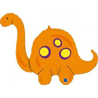"""Шарик Грабо, Бронтозавр оранжевый, 44 """"УП (72022)"""