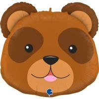 Шарик Грабо, Голова Медведя, 29″ УП (72003)