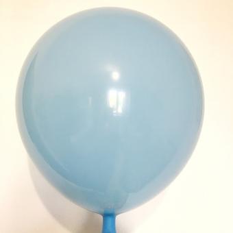 """Шарики Китай 10""""(25см) голубой"""