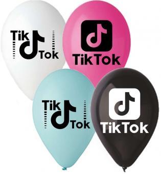 """Шарики Tik Tok 12""""(30см) микс"""